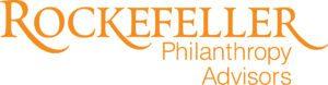 Rockefeller Philanthropy Advisors Logo