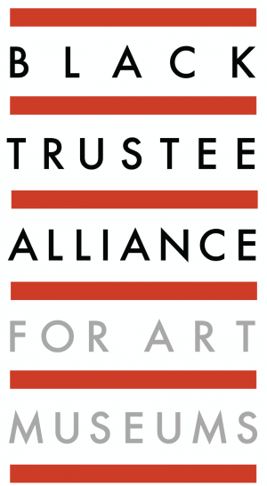 Black Trustee Alliance for Art Museums Logo